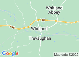 Whitland,Dyfed,UK