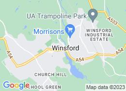 Winsford,Cheshire,UK
