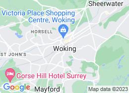 Woking,Surrey,UK