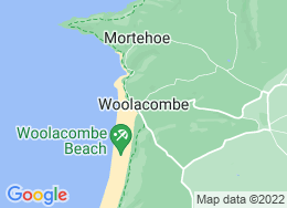 Woolacombe,Devon,UK