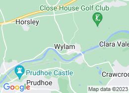 Wylam,Northumberland,UK