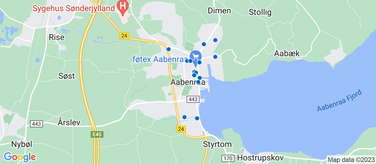 arkitektfirmaer i Aabenraa