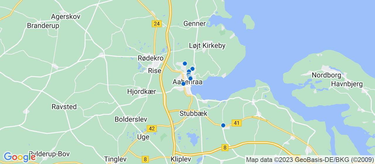 tandlæger i Aabenraa