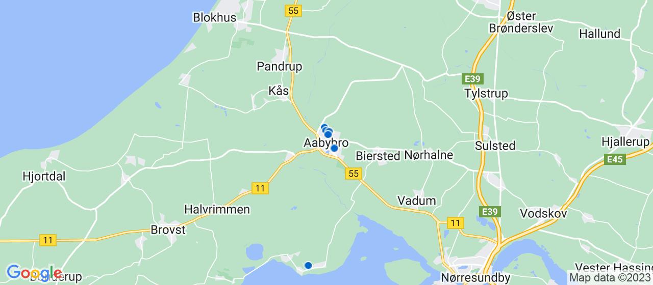 revisorfirmaer i Aabybro