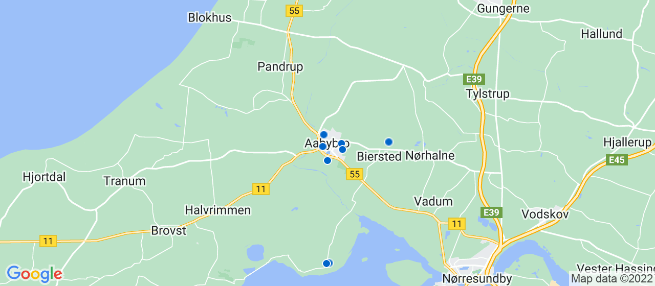 elektrikerfirmaer i Aabybro