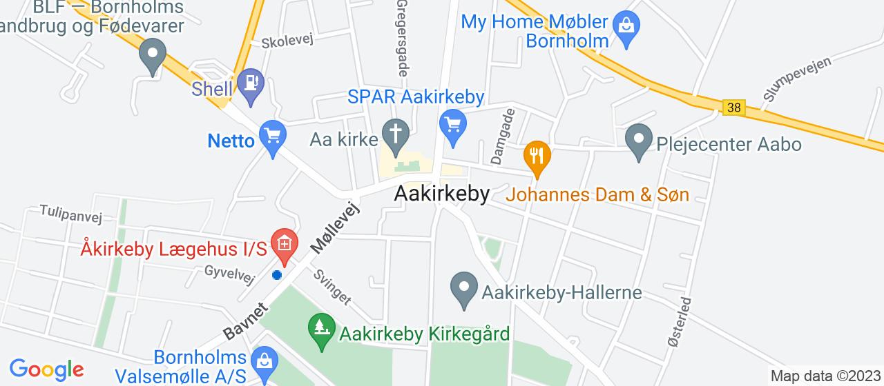 tandlæger i Aakirkeby