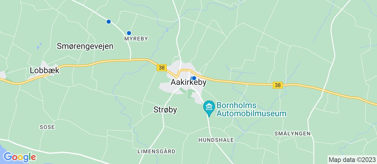 elektrikerfirmaer i Aakirkeby