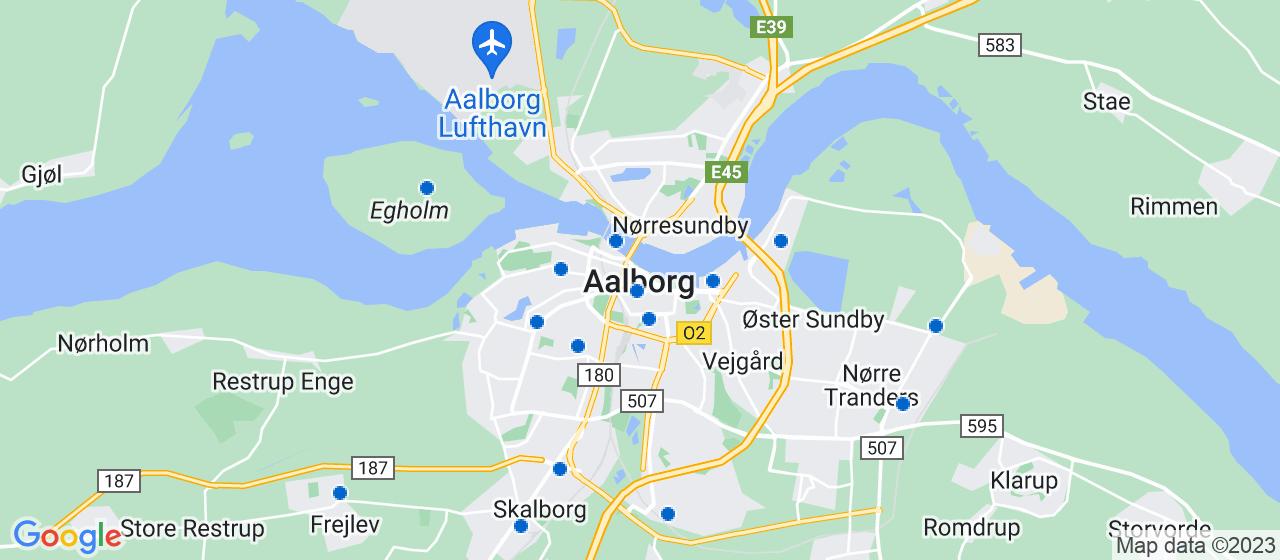 byggefirmaer i Aalborg