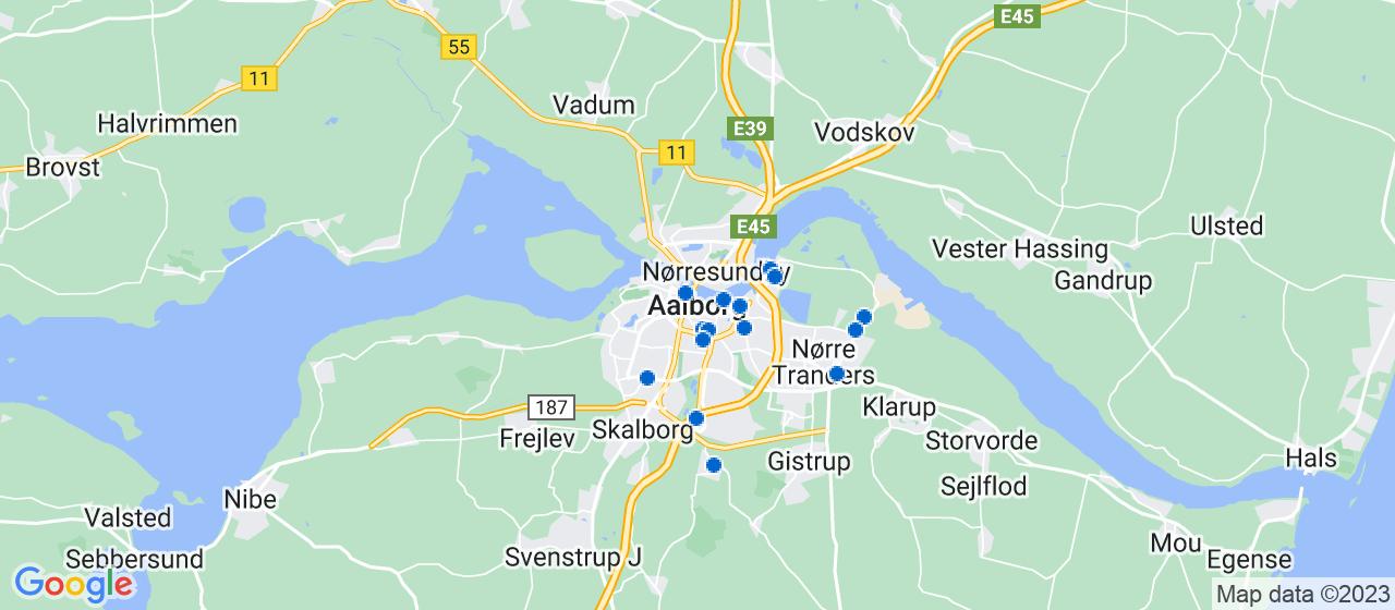 vvsfirmaer i Aalborg
