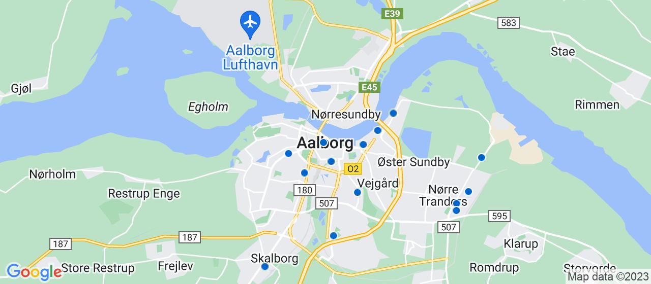 elektrikerfirmaer i Aalborg