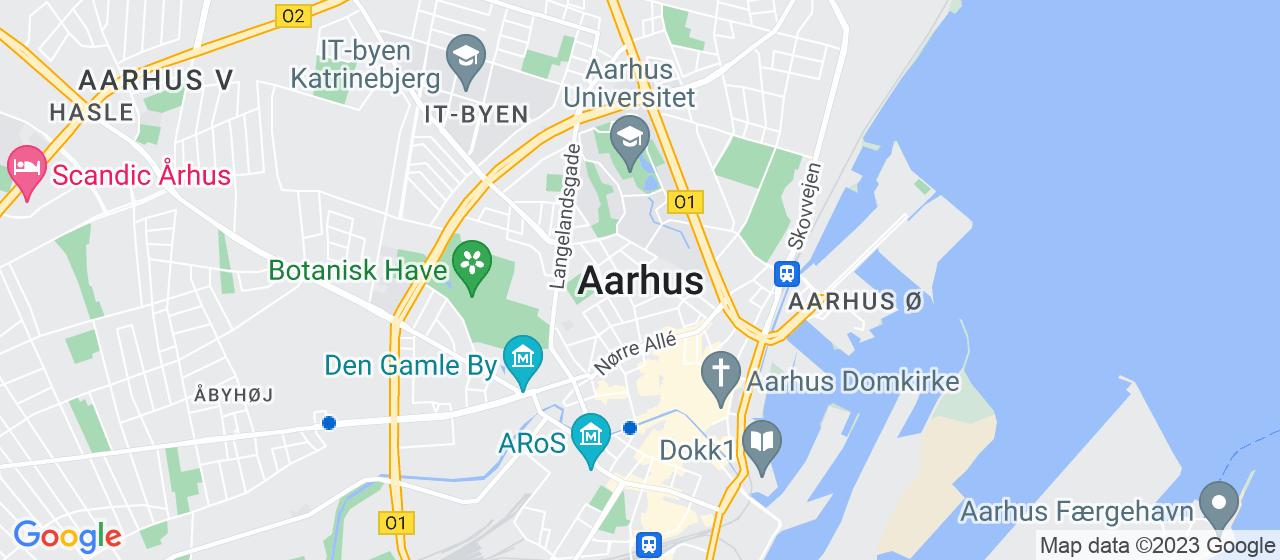 brolægger firmaer i Aarhus