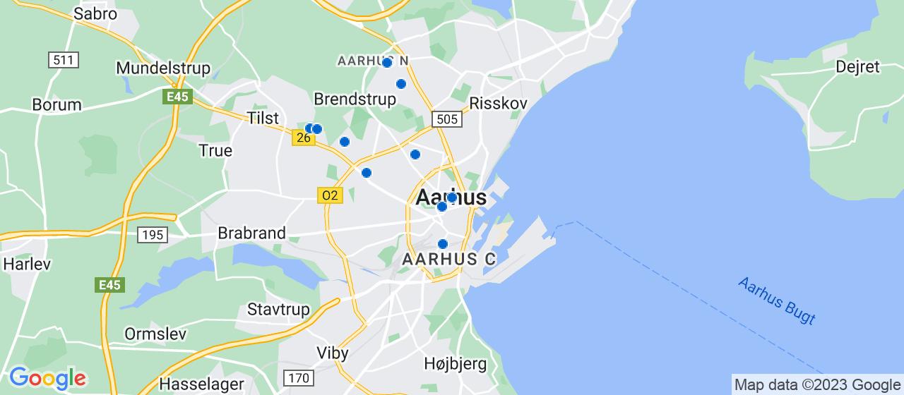 alarmselskaber i Aarhus