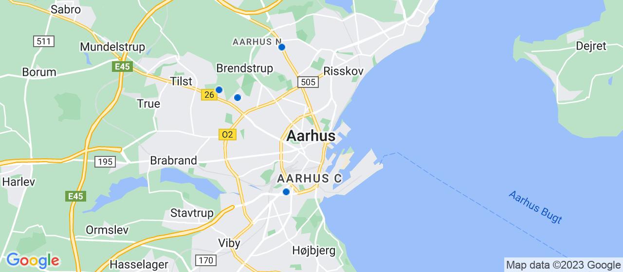 solcellefirmaer i Aarhus