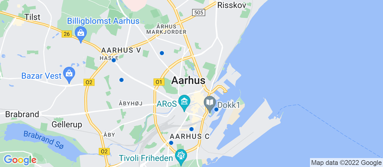 gulvafslibning firmaer i Aarhus