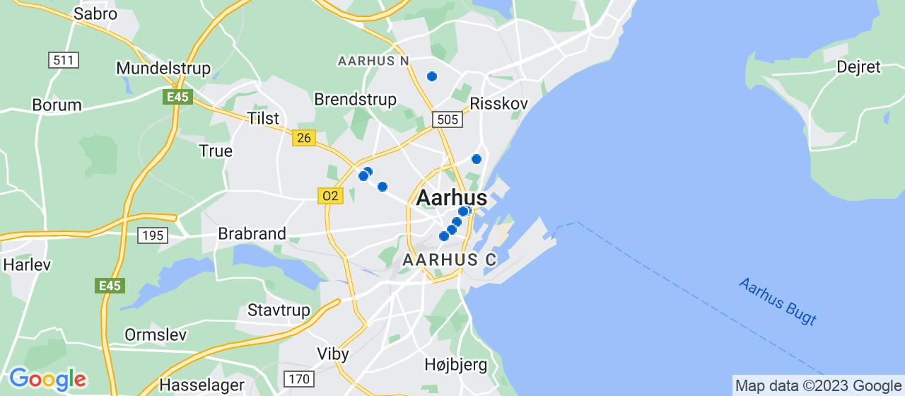tandlæger i Aarhus