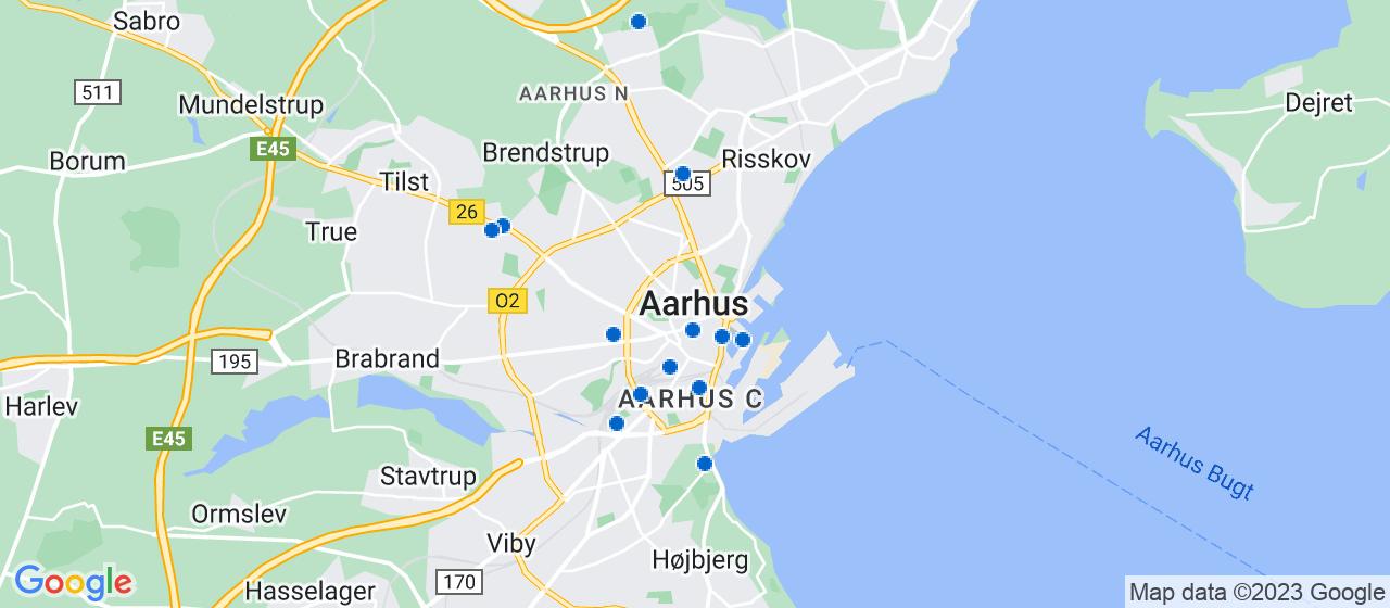entreprisefirmaer i Aarhus