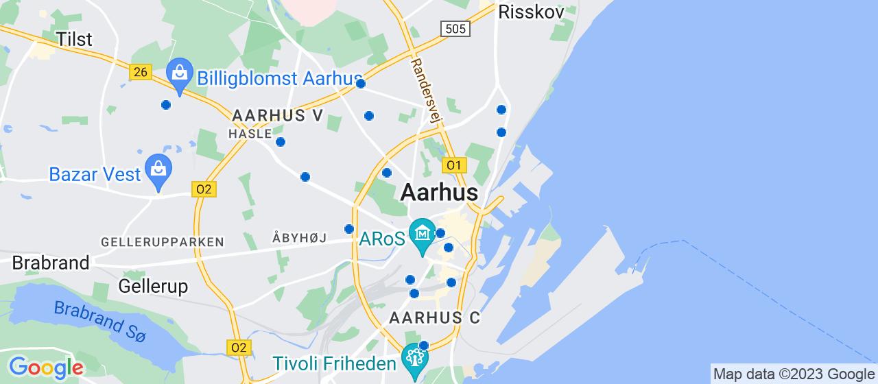 bogholder virksomheder i Aarhus