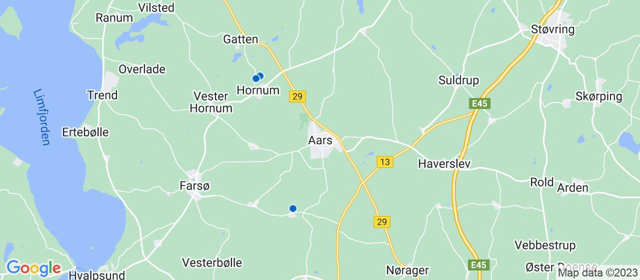 solcellefirmaer i Aars