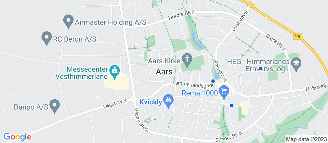tandlæger i Aars