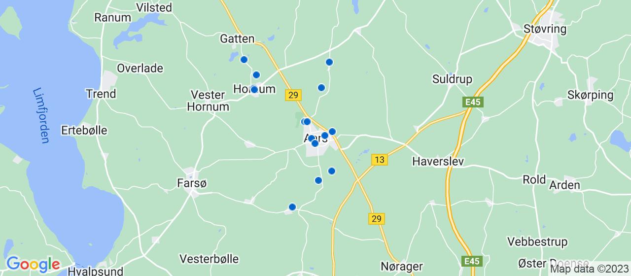 byggefirmaer i Aars