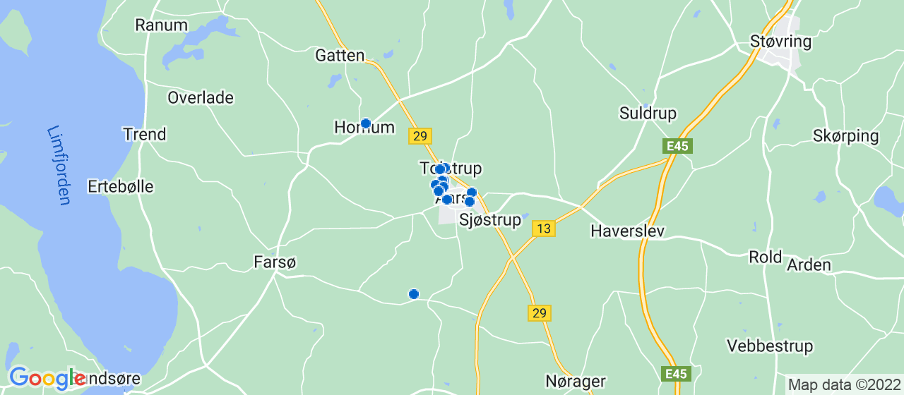 varmepumpe firmaer i Aars