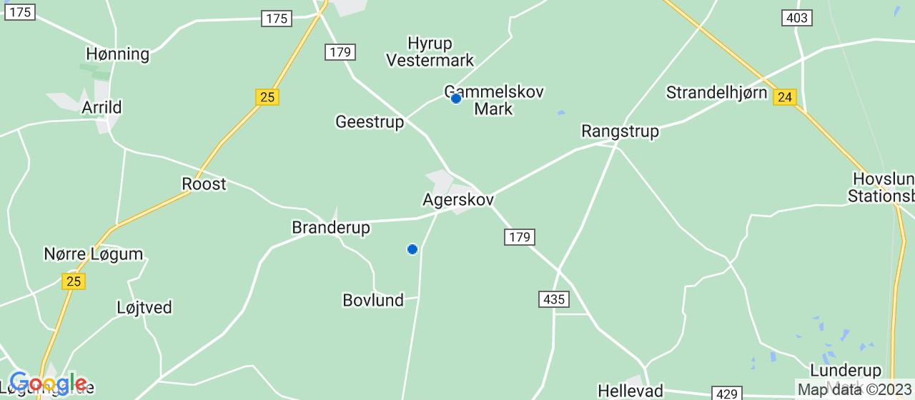 kloakfirmaer i Agerskov