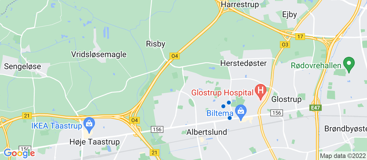 flyttefirmaer i Albertslund