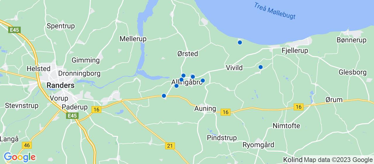 byggefirmaer i Allingåbro