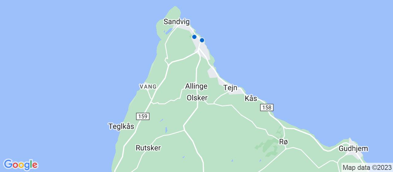 kloakfirmaer i Allinge
