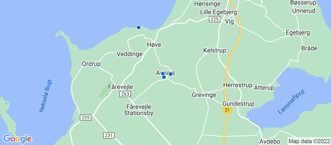 elektrikerfirmaer i Asnæs