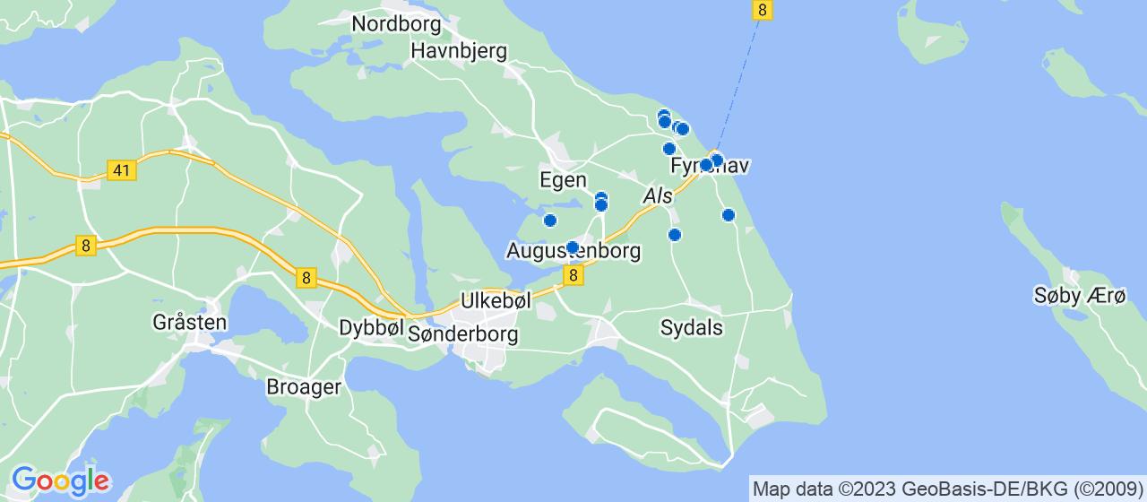 byggefirmaer i Augustenborg