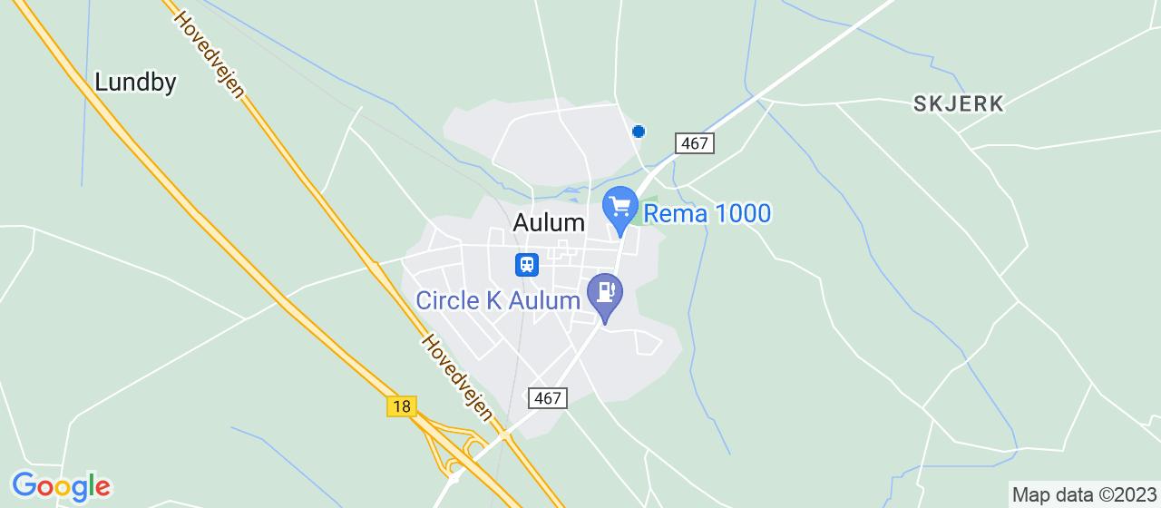 nedrivningsfirmaer i Aulum