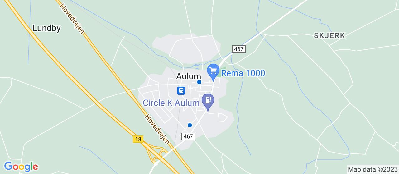 varmepumpe firmaer i Aulum