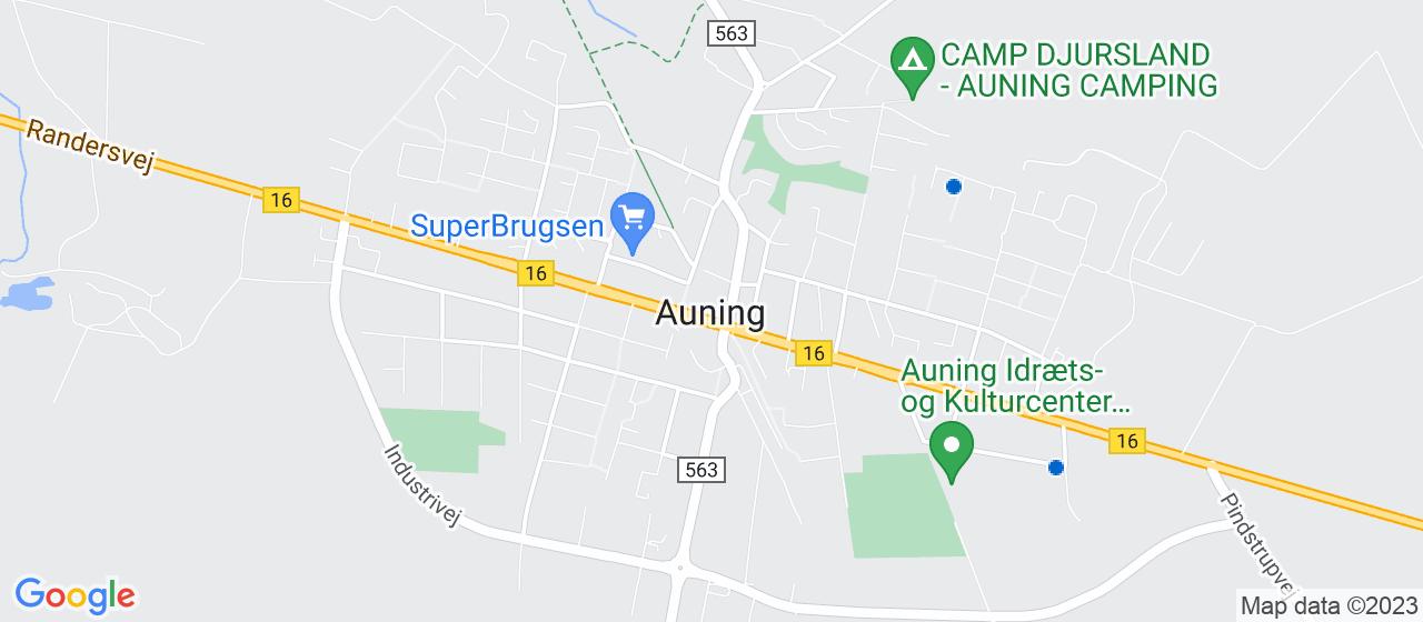 arkitektfirmaer i Auning