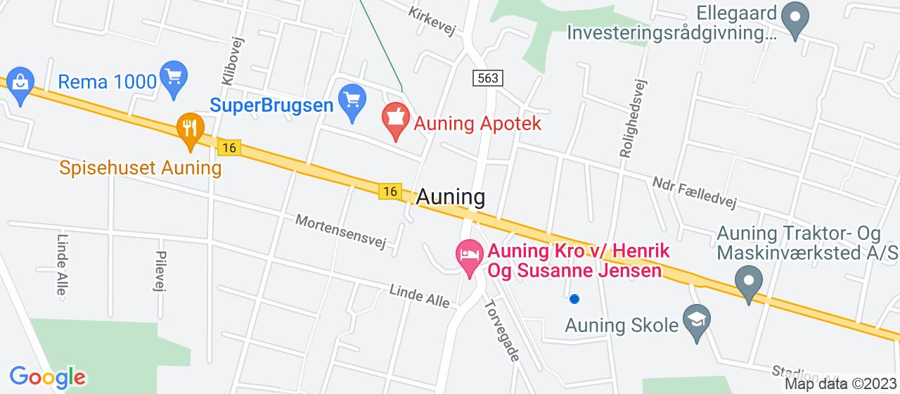 VVS firmaer i Auning