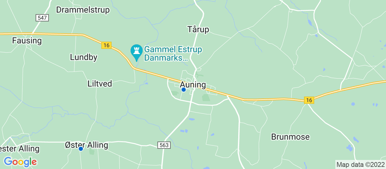 elektrikerfirmaer i Auning