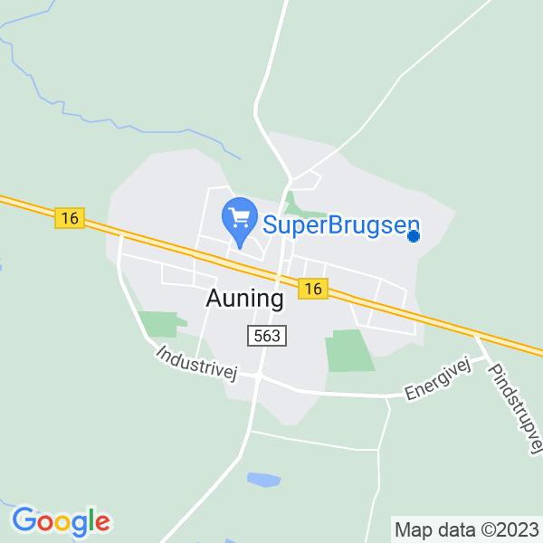 malerfirmaer i Auning