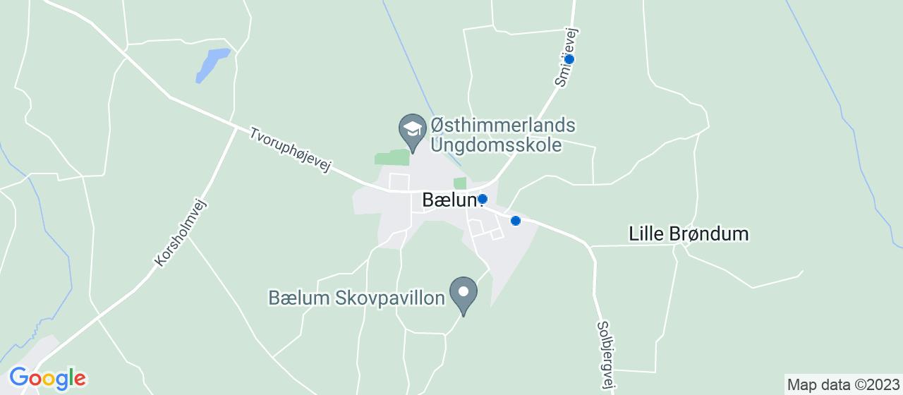 ejendomsservicefirmaer i Bælum