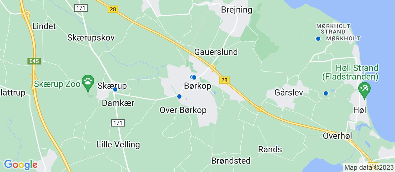 elektrikerfirmaer i Børkop