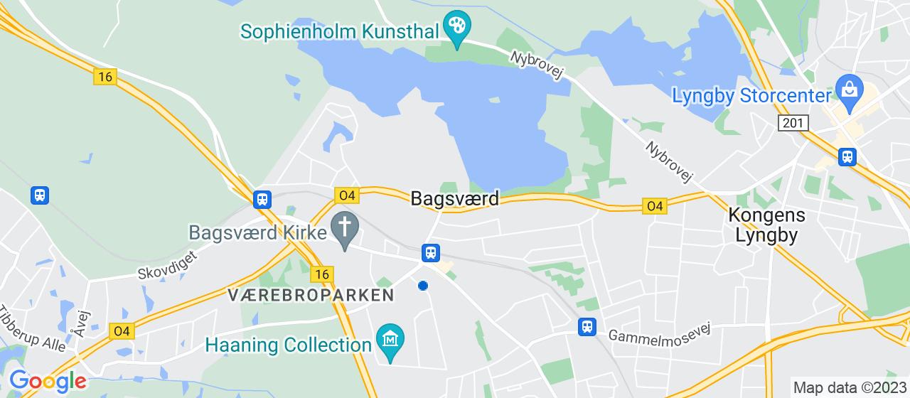 flyttefirmaer i Bagsværd