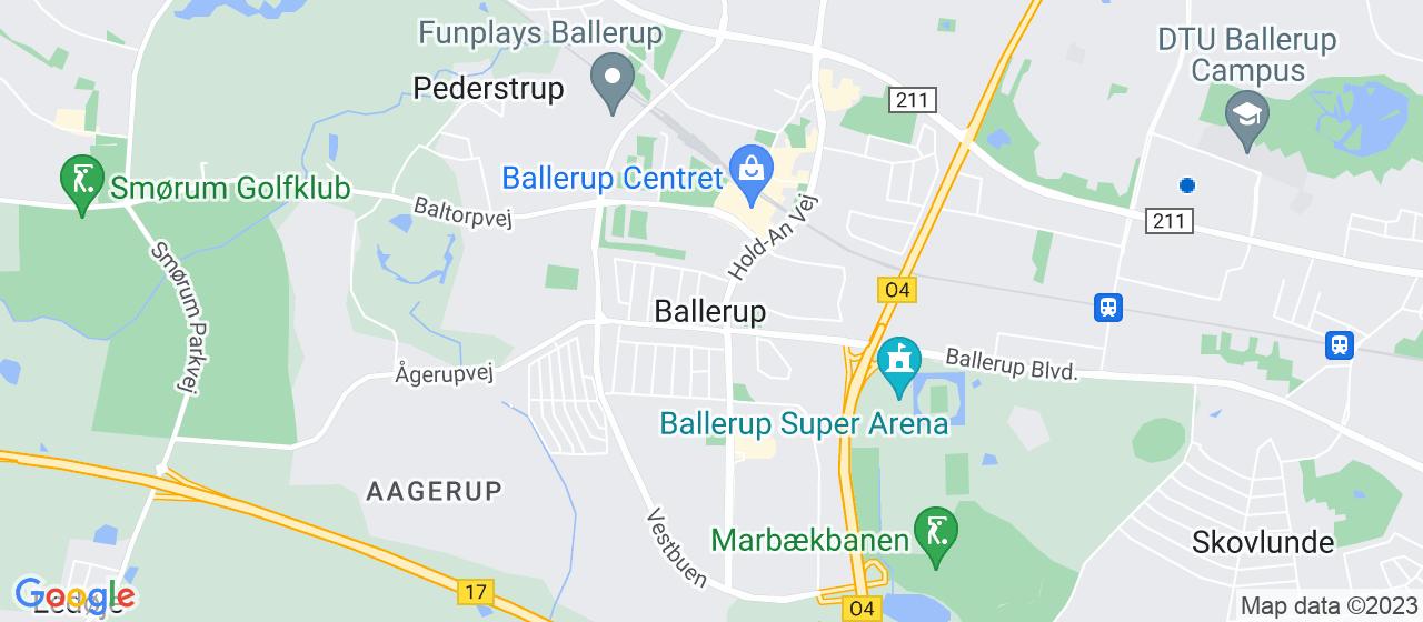 byggefirmaer i Ballerup