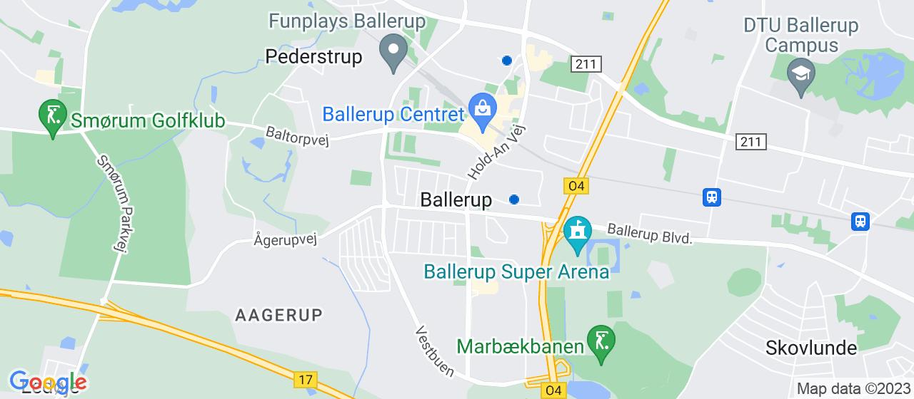 flyttefirmaer i Ballerup