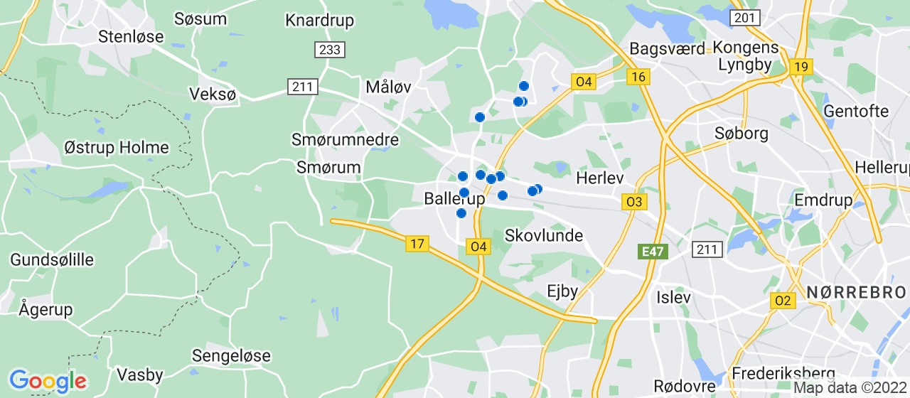 varmepumpe firmaer i Ballerup