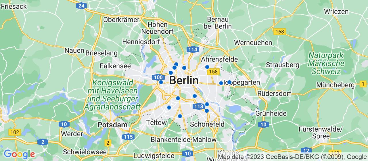 Umzugsunternehmen i Berlin