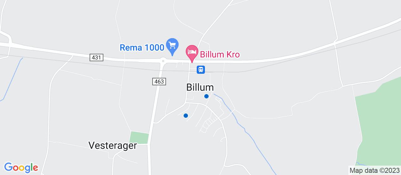 byggefirmaer i Billum