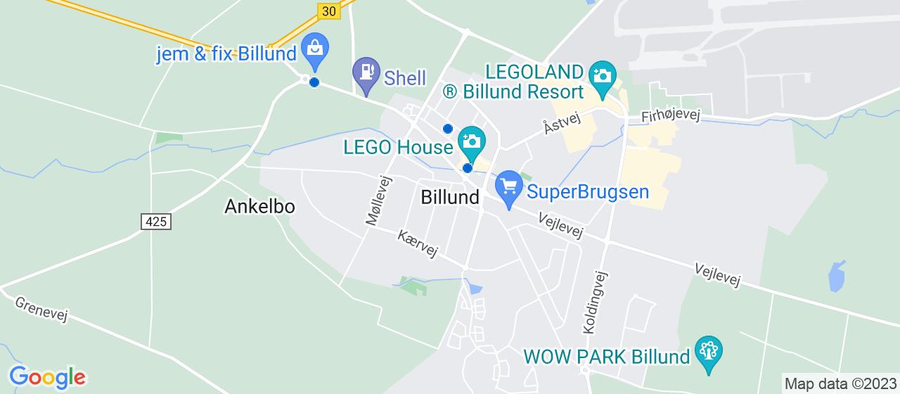 ejendomsmæglerfirmaer i Billund