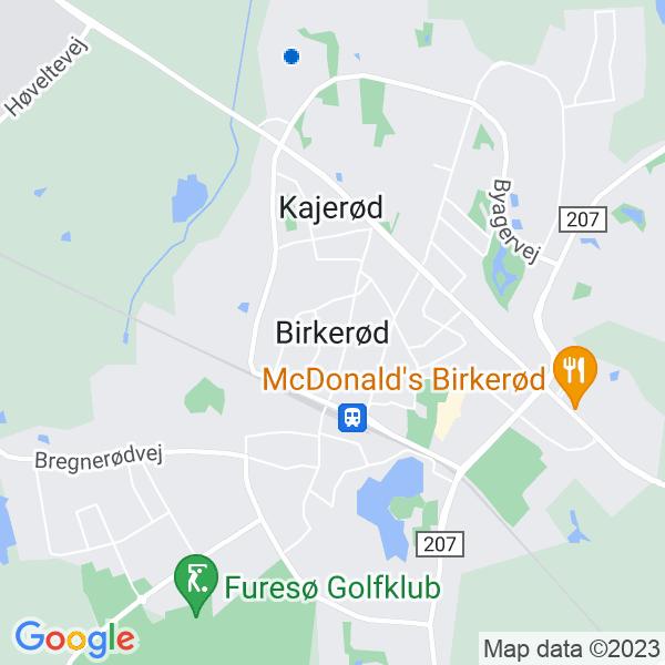 rengøringsfirmaer i Birkerød