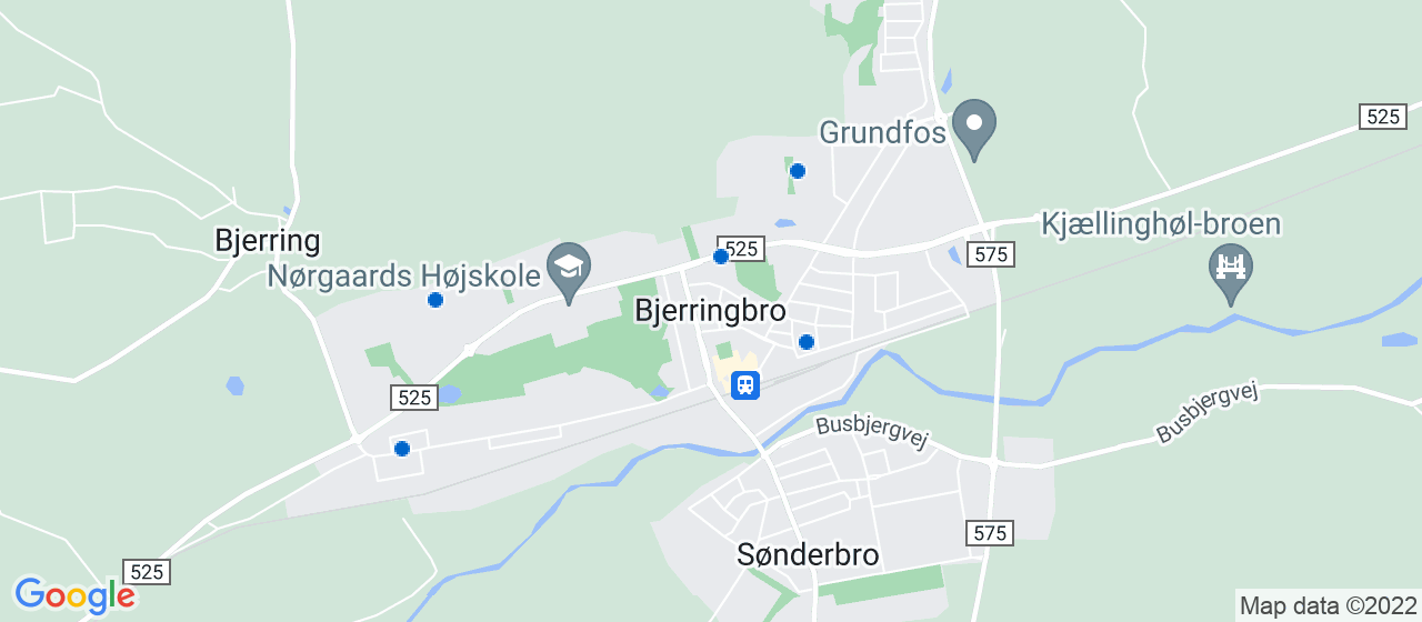 elektrikerfirmaer i Bjerringbro