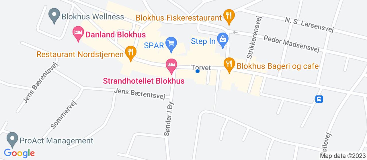 cateringfirmaer i Blokhus