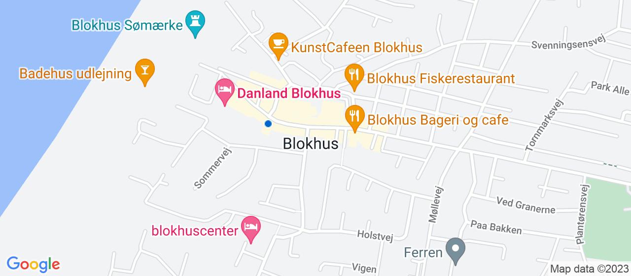 bogholder virksomheder i Blokhus